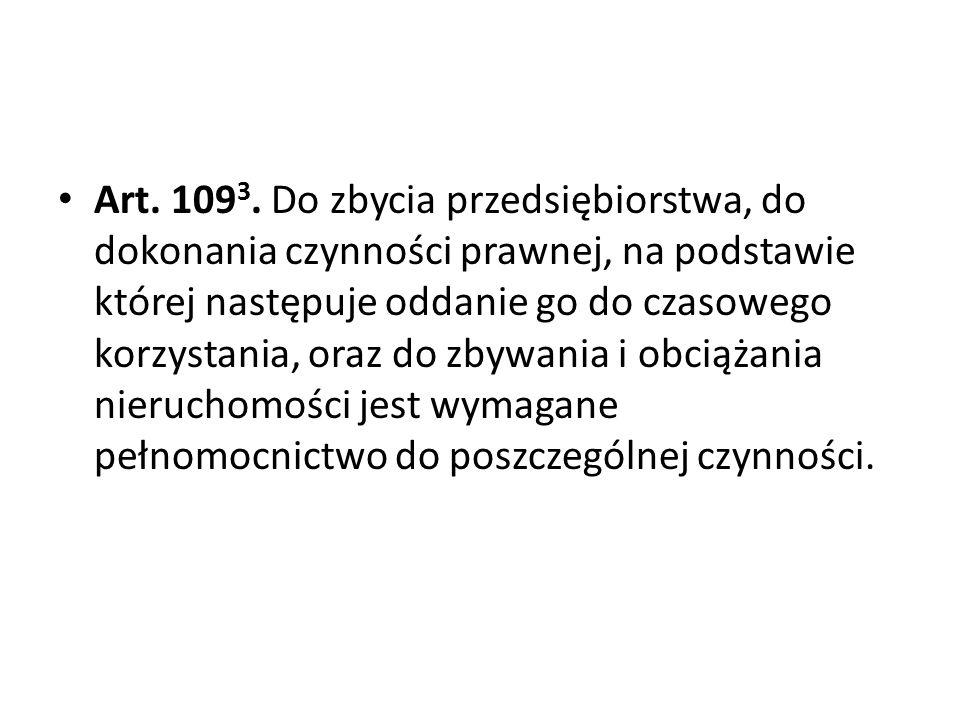 Art.109 3.