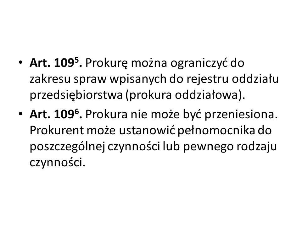 Art.109 5.