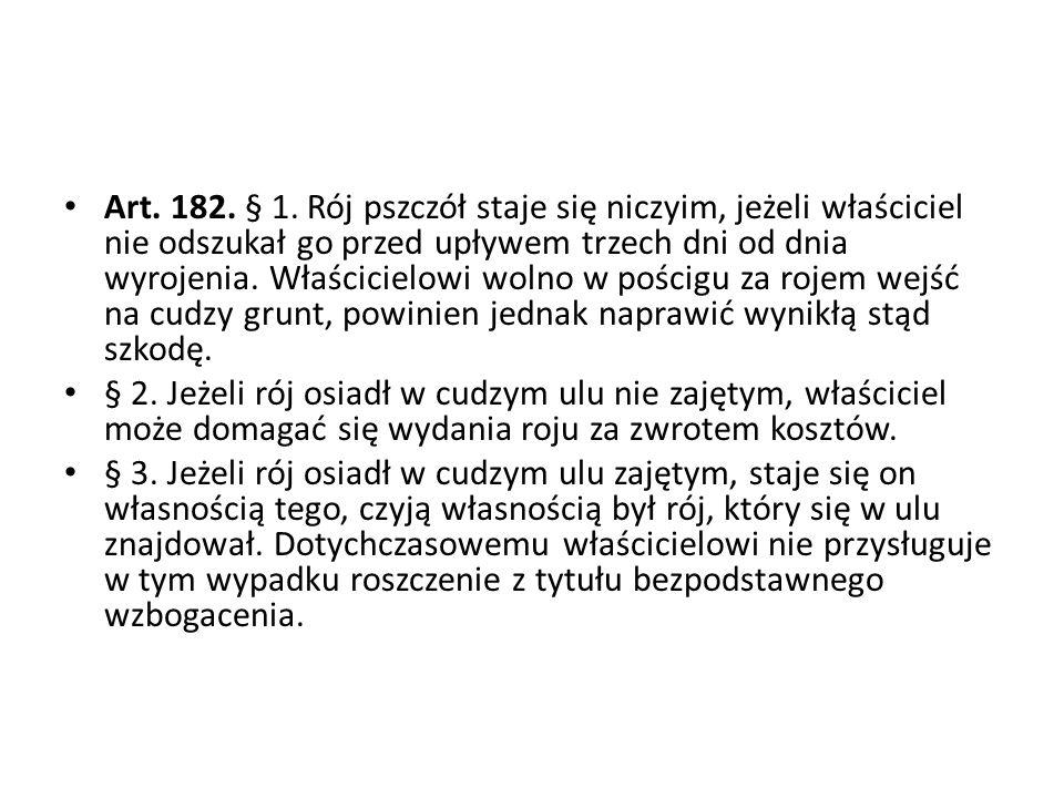 Art.182. § 1.