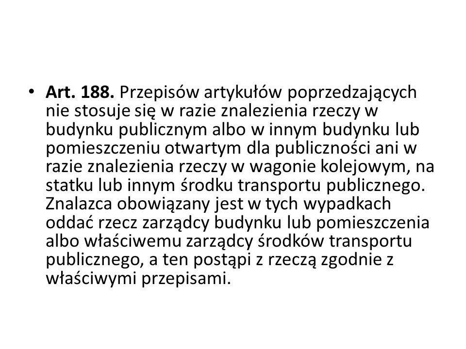 Art.188.