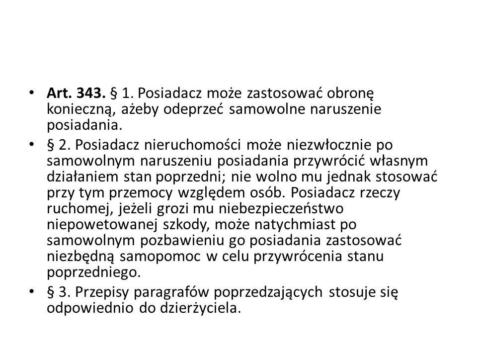 Art.343. § 1.