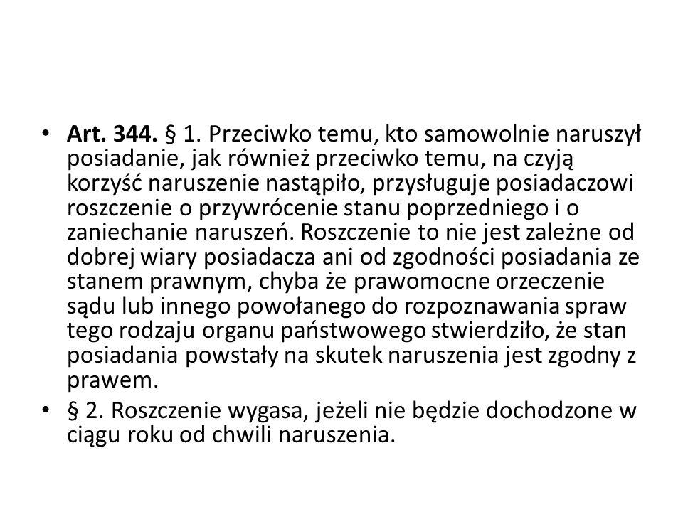 Art.344. § 1.