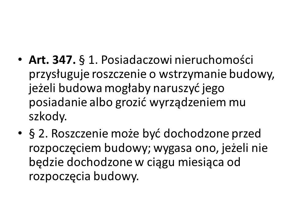 Art.347. § 1.
