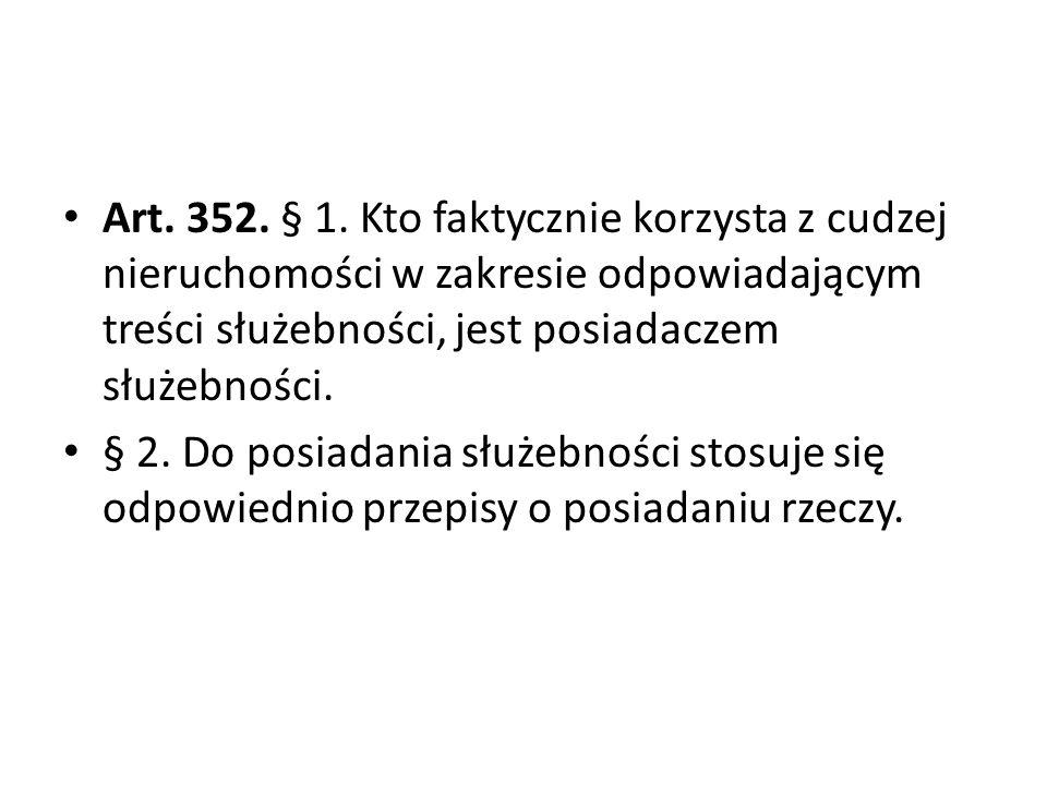 Art.352. § 1.