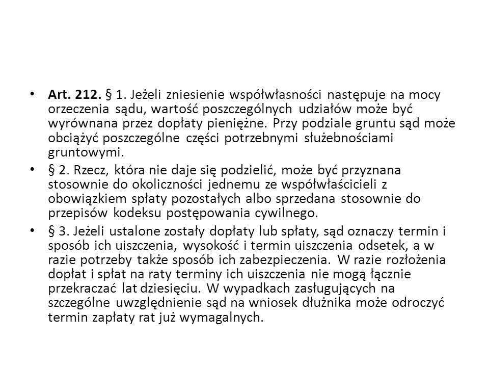 Art.212. § 1.
