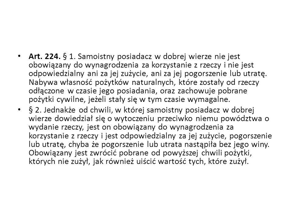 Art.224. § 1.