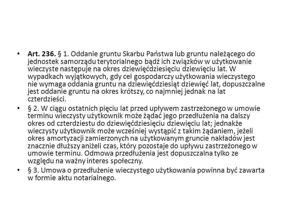 Art.236. § 1.