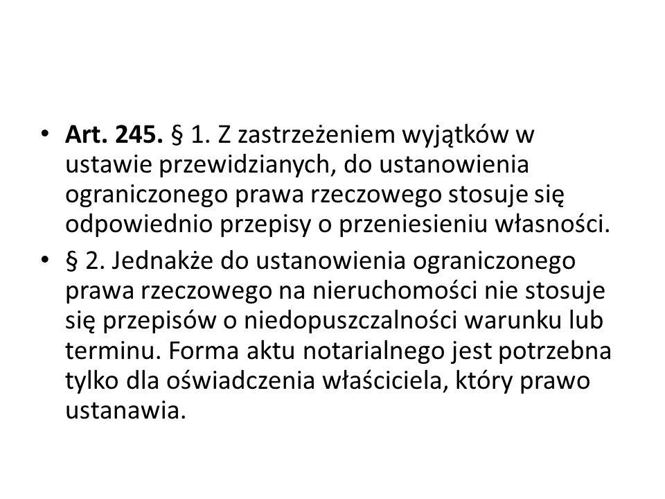 Art.245. § 1.
