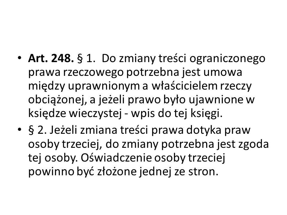 Art.248. § 1.