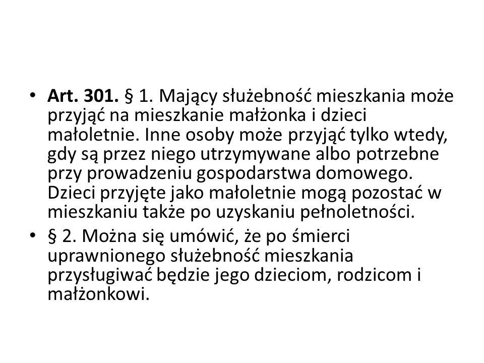 Art.301. § 1.