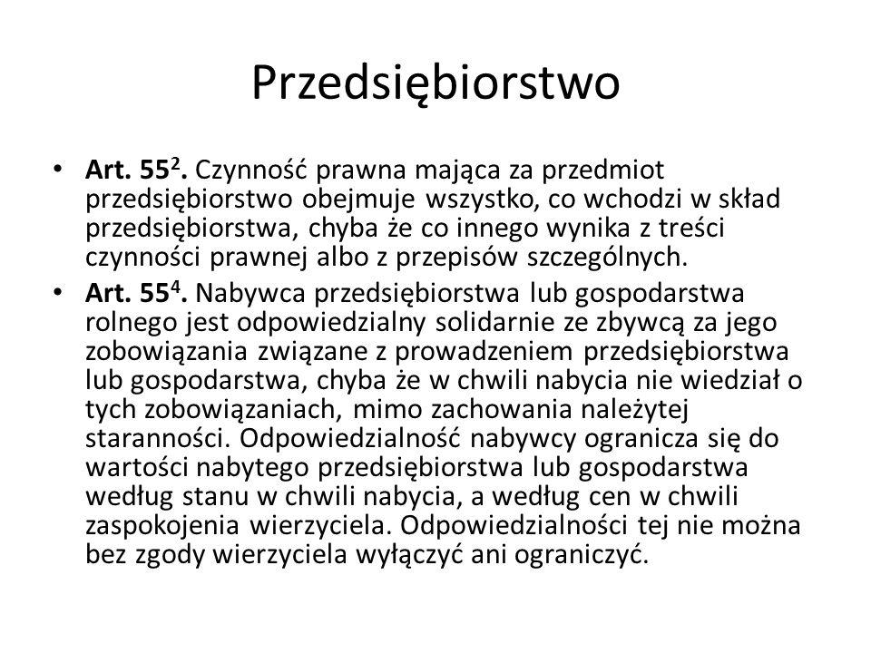 Przedsiębiorstwo Art.55 2.