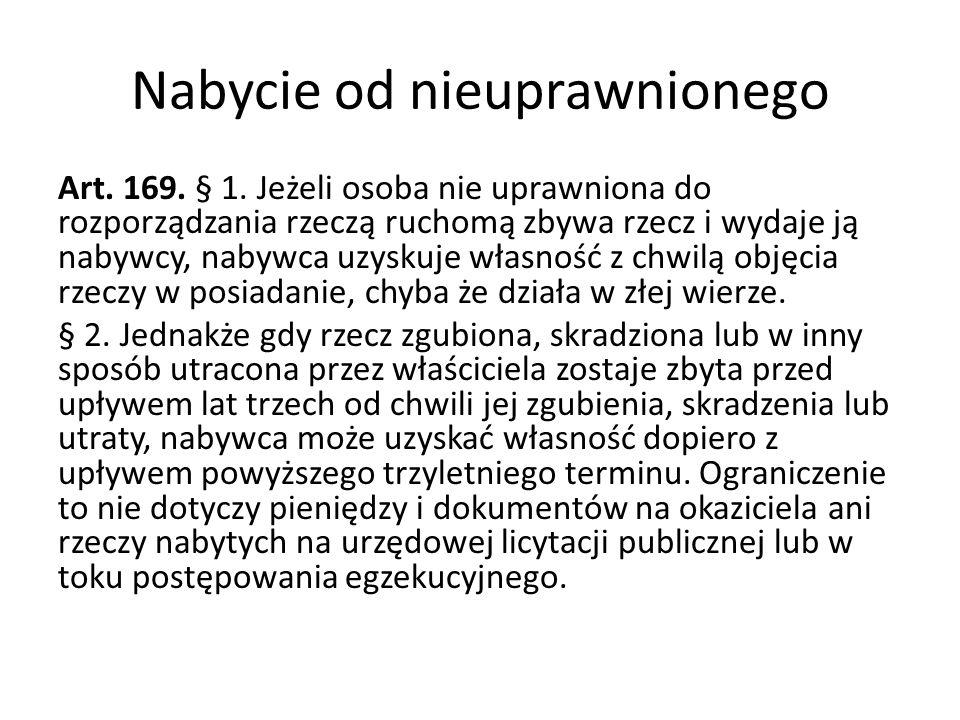 Wady oświadczeń woli Art.82.