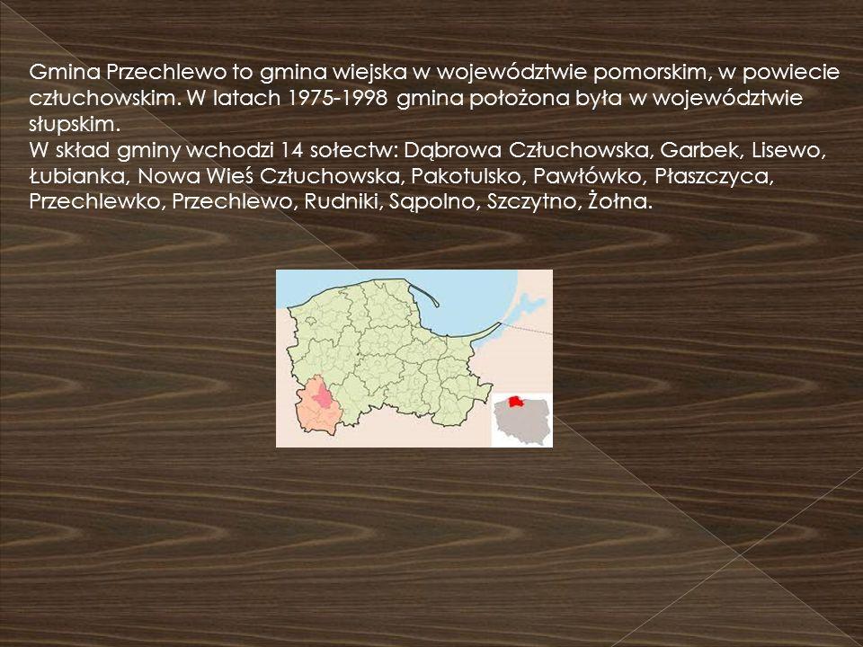 Gmina Przechlewo to gmina wiejska w województwie pomorskim, w powiecie człuchowskim. W latach 1975-1998 gmina położona była w województwie słupskim. W