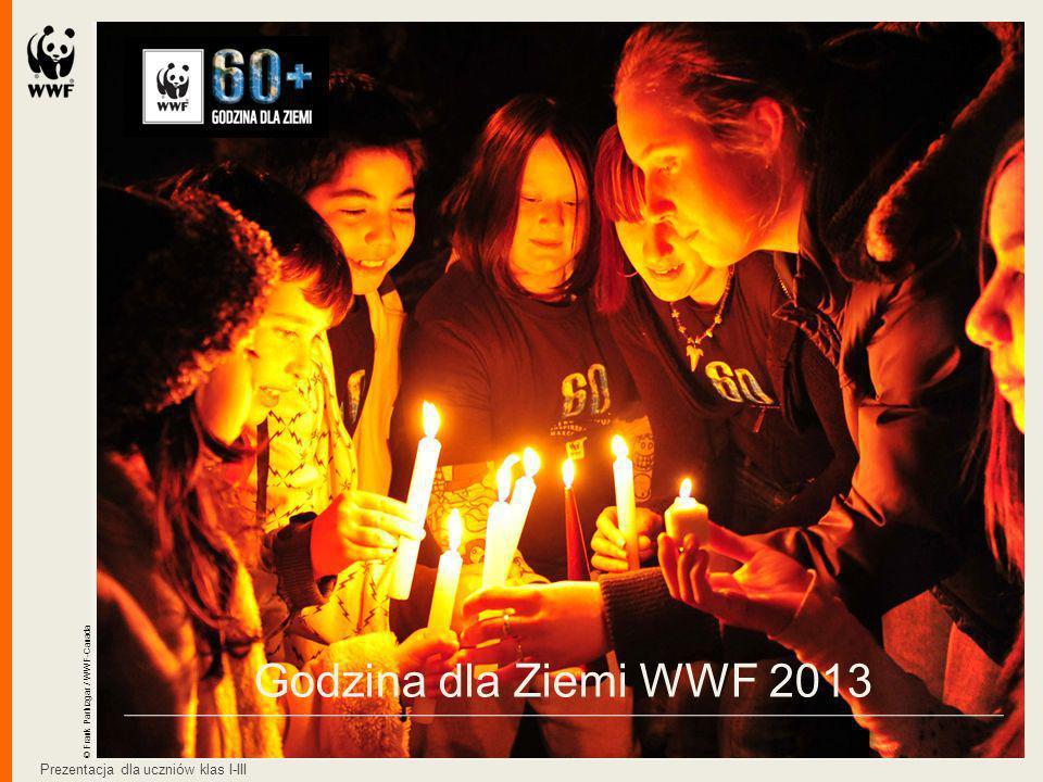 Godzina dla Ziemi WWF w Polsce W 2013 roku odbędzie się już po raz szósty Do zeszłorocznej akcji przyłączyło się blisko 50 miast, m.in.