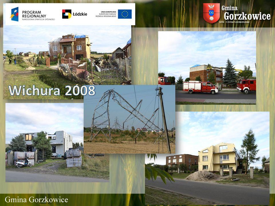 Cel główny: Celem głównym projektu jest wyposażenie OSP w Gorzkowicach w nowoczesny sprzęt ratowniczo- gaśniczy ułatwiający pracę strażaków w trakcie występowania klęsk żywiołowych i nieprzewidywalnych zdarzeń oraz pozwalający utrzymać na wysokim poziomie gotowość bojową jednostki tym samym przyczyniając się do poprawy bezpieczeństwa i życia mieszkańców gminy.