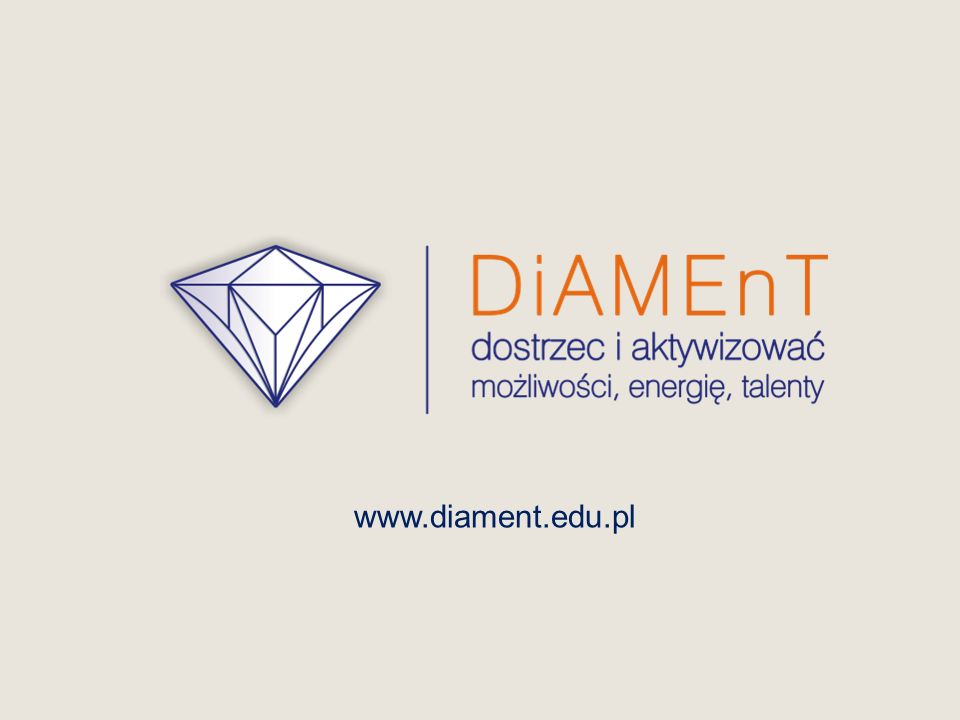 www.diament.edu.pl