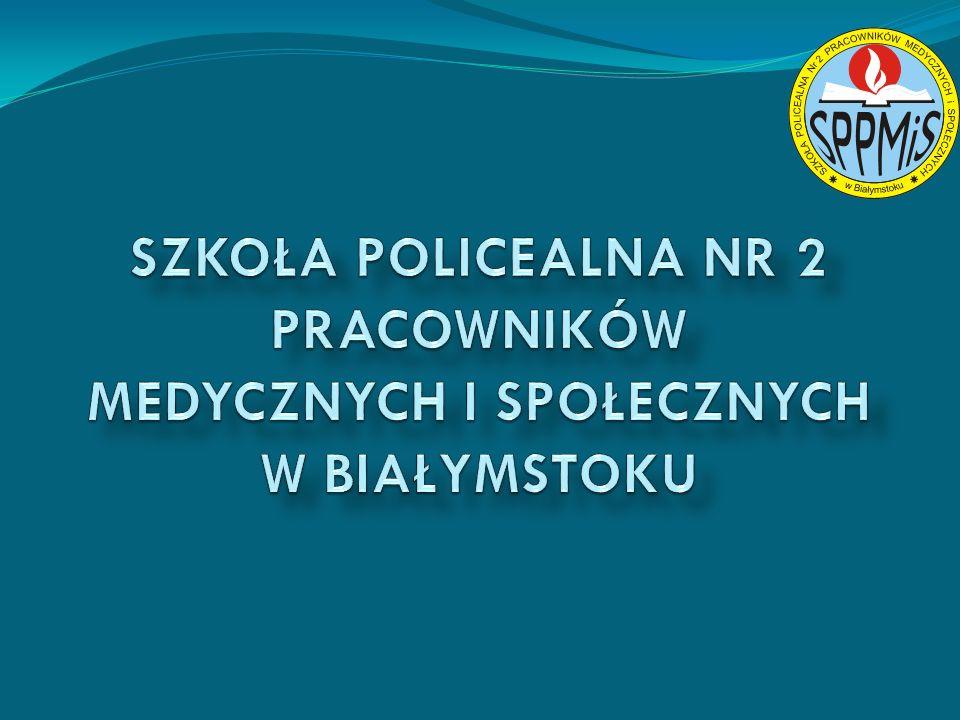 SZKOŁA ZNAJDUJE SIĘ W CENTRUM BIAŁEGOSTOKU PRZY UL. OGRODOWEJ 23 www.sppmisbialystok.pl