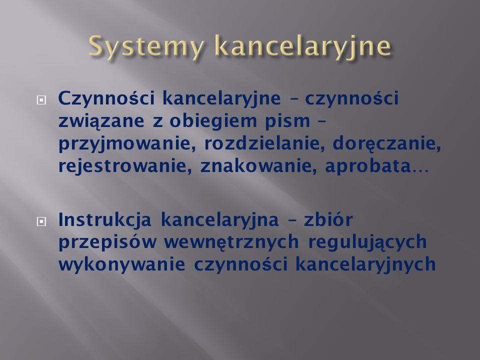 System dziennikowy System dziennikowy System bezdziennikowy System bezdziennikowy System mieszany System mieszany