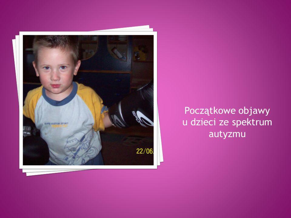 Co to jest spektrum zaburzeń autystycznych (ASD).