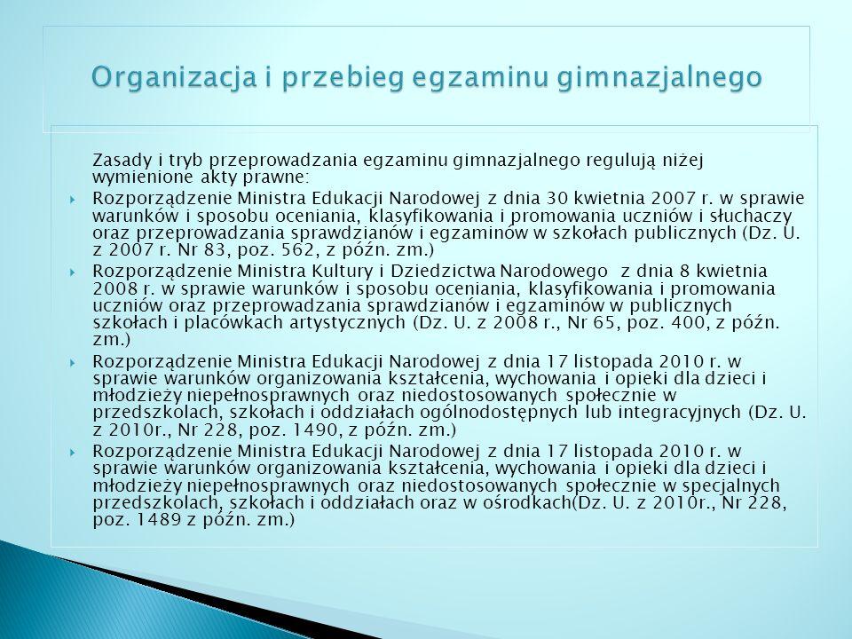 Część humanistyczna: z zakresu historii i wiedzy o społeczeństwie i z zakresu języka polskiego Cześć matematyczno-przyrodnicza: z zakresu przedmiotów przyrodniczych i matematyki Język obcy nowożytny: poziom podstawowy i poziom rozszerzony