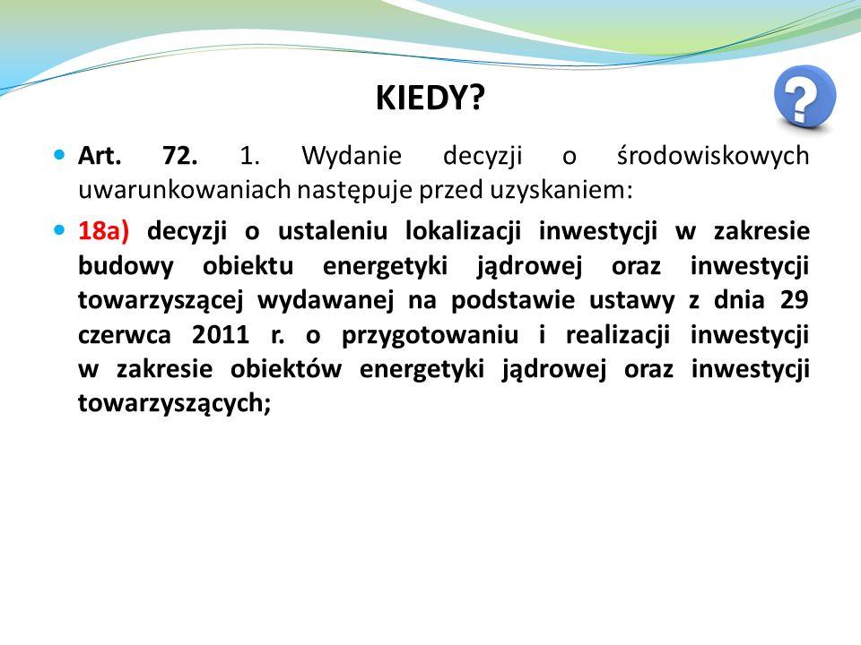 PODSUMOWANIE Ważne aby tak istotne dla Polski procedury prowadzące do uzyskania pozwolenia na budowę elektrowni jądrowej nie przypominały stanu jurydycznej dzikości.