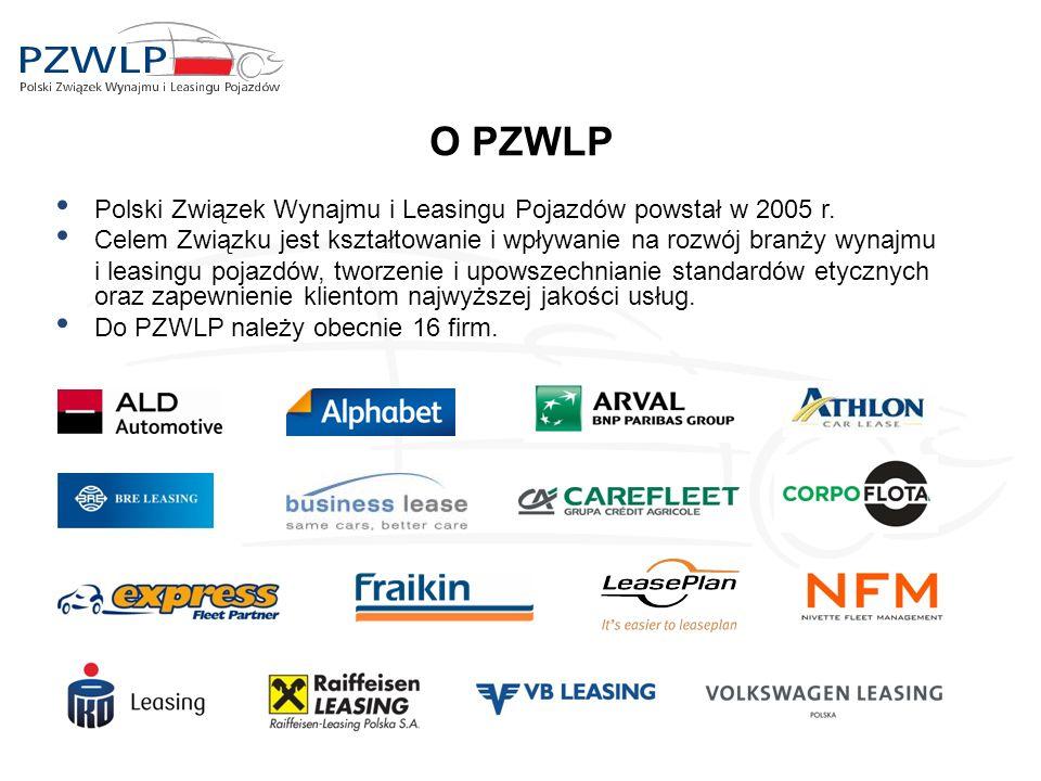 Polski Związek Wynajmu i Leasingu Pojazdów powstał w 2005 r. Celem Związku jest kształtowanie i wpływanie na rozwój branży wynajmu i leasingu pojazdów