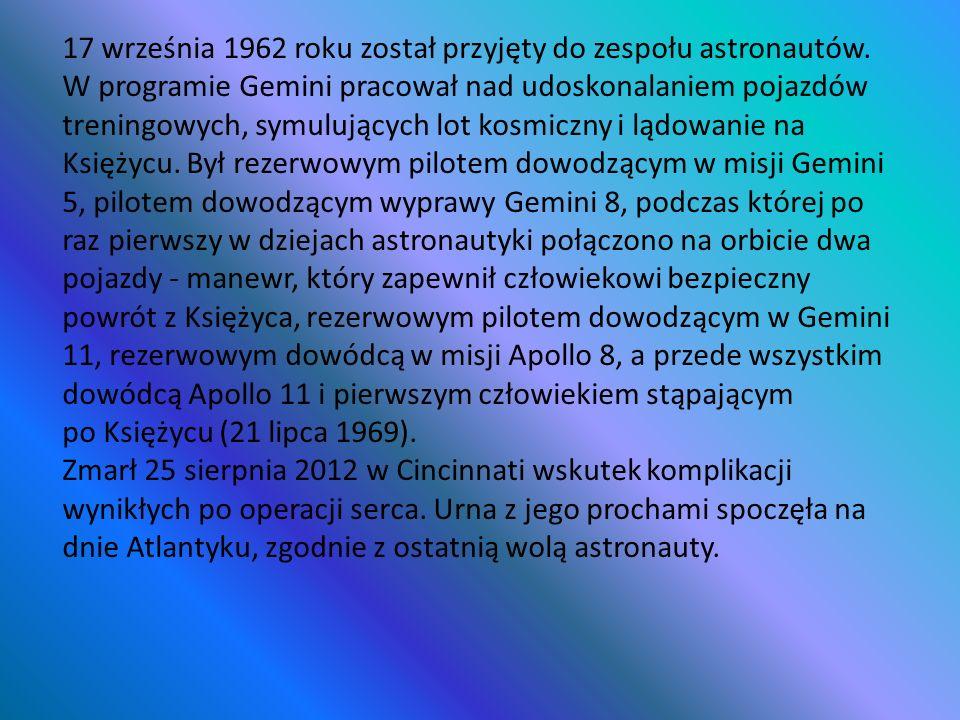 Pierwszy Polak w kosmosie Pierwszym Polakiem w kosmosie był Mirosław Hermaszewski.
