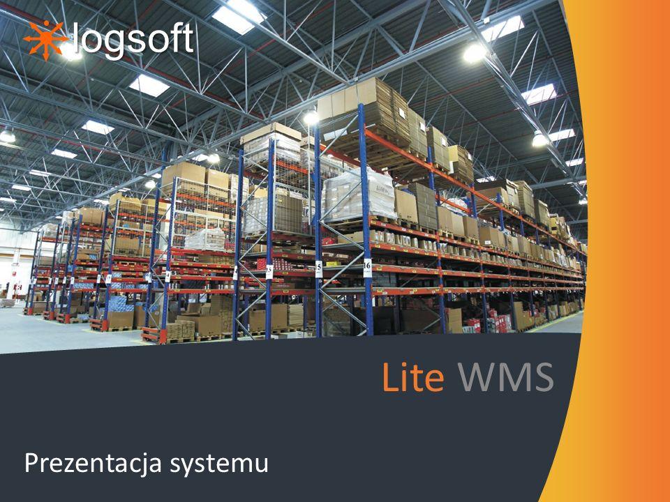 logsoft Lite WMS Prezentacja systemu