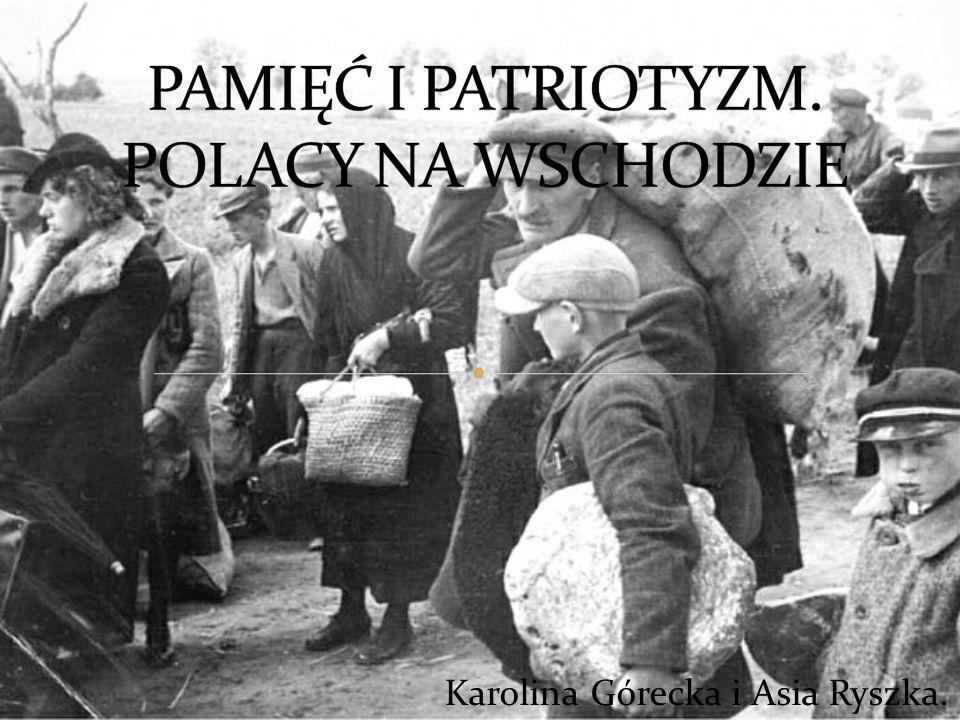 Fala przymusowych przesiedleń ludności polskiej ze wschodnich terenów II Rzeczypospolitej na tereny Związku Socjalistycznych Republik Radzieckich w latach 1939 - 1954