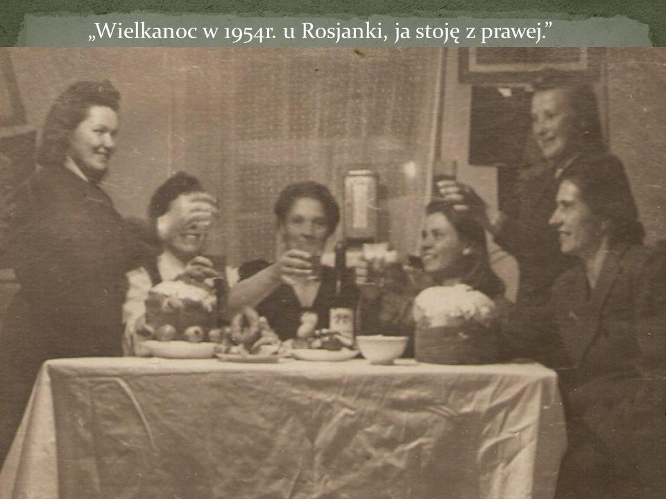 Na Kazachstanie urodziłam dwójkę dzieci- Czesię i Honoratę.