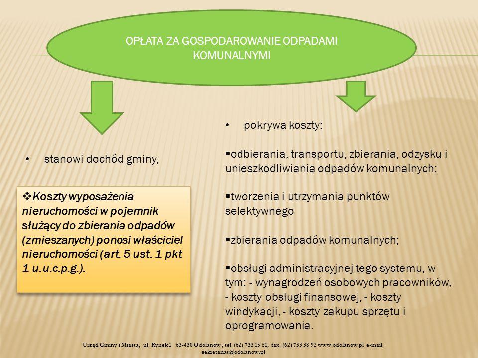 W sprawach dotyczących opłat za gospodarowanie odpadami komunalnymi stosuje się - przepisy ustawy z dnia 29 sierpnia 1997 r.