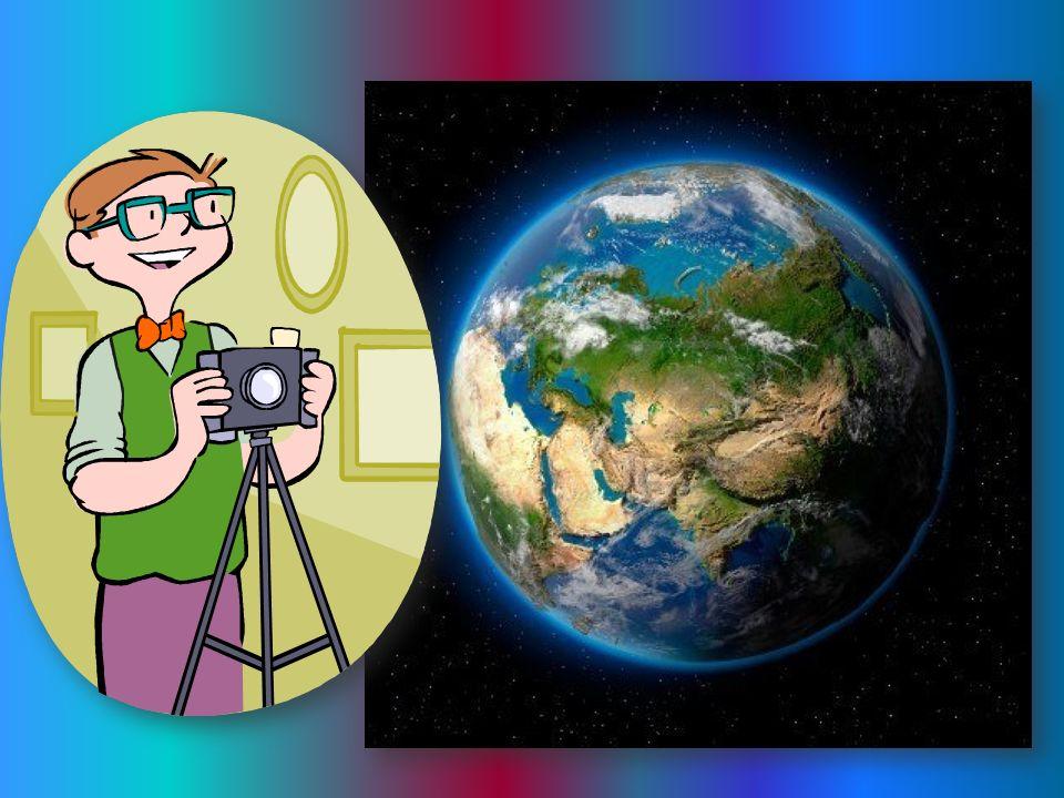 Ziemia – planeta w Układzie Słonecznym, trzecia w kolejności od Słońca, piata według wielkości (510 mln km²).