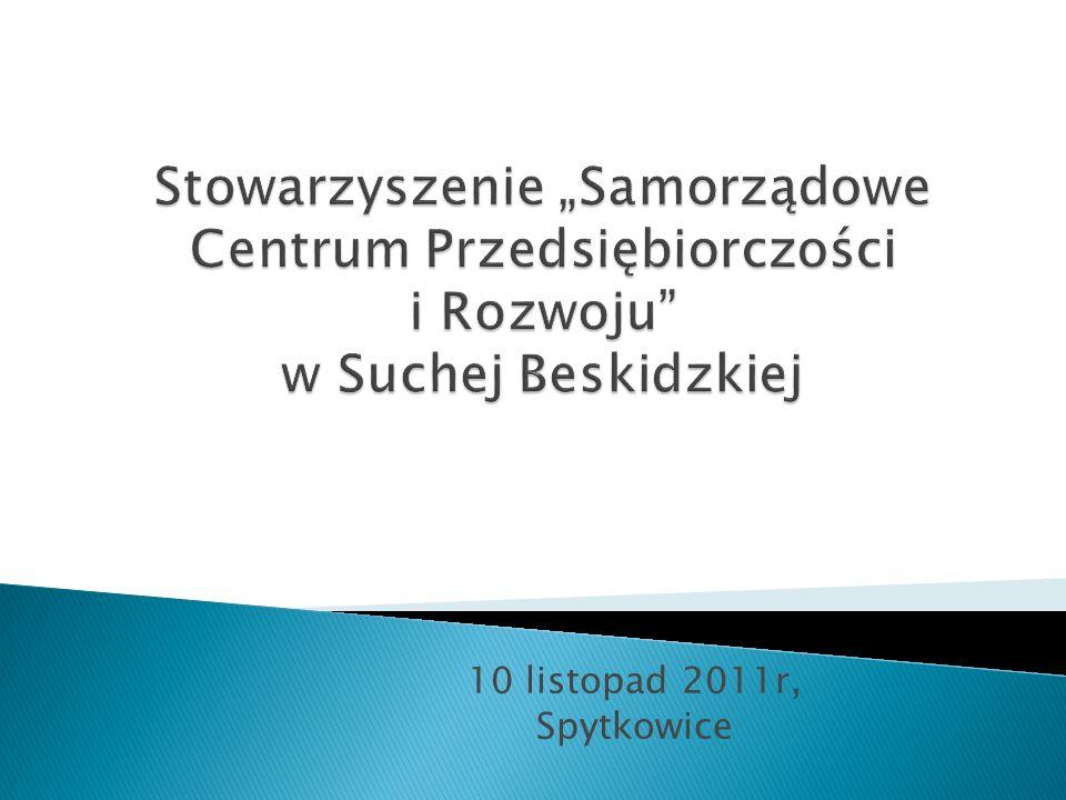 10 listopad 2011r, Spytkowice