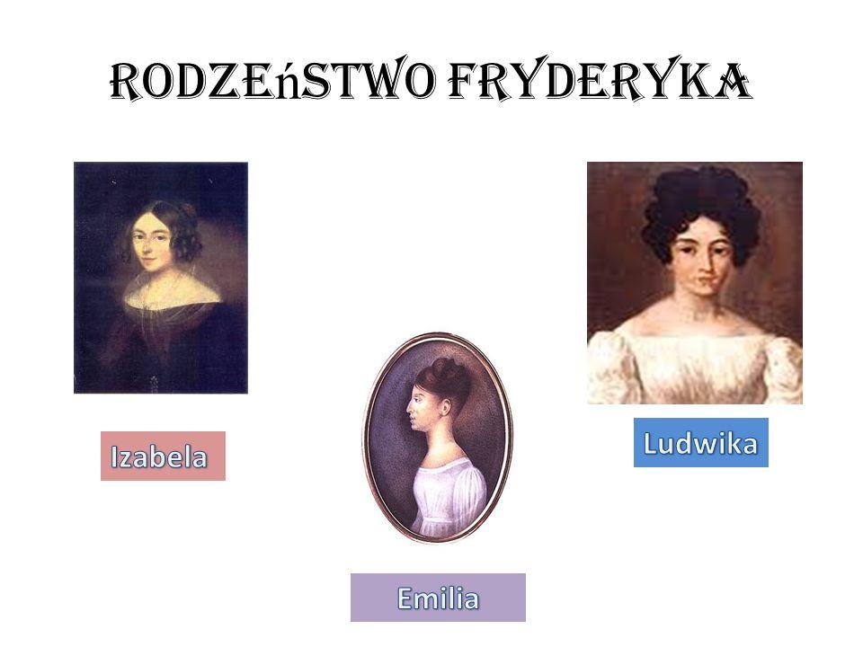 Rodze ń stwo Fryderyka