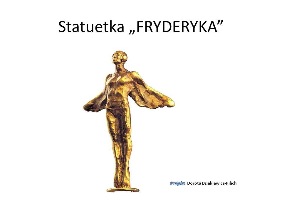 Statuetka FRYDERYKA