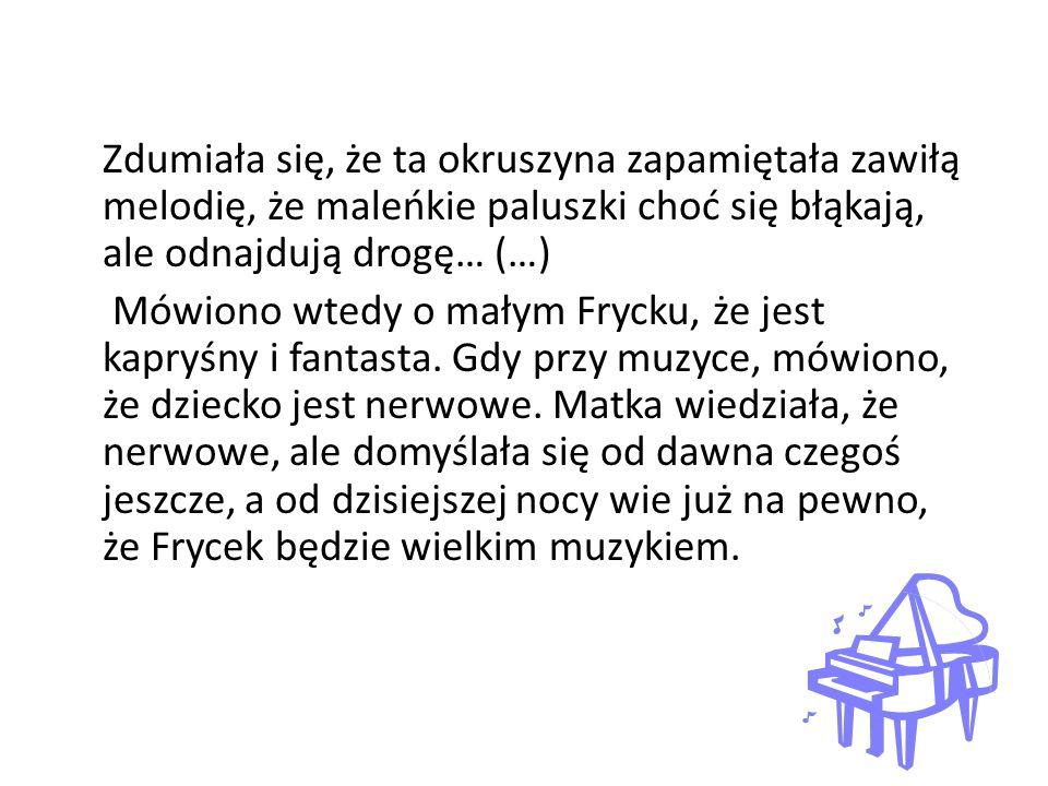 Fryderyk Chopin na łożu śmierci!