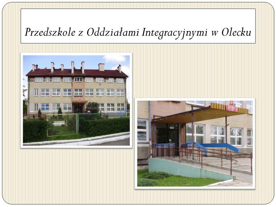 Przedszkole z Oddziałami Integracyjnymi w Olecku