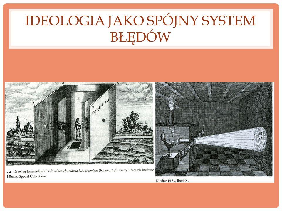 IDEOLOGIA I CYRKULARNOŚĆ ZNACZEŃ Każdy symbol może stać się potencjalnie ideologiczny, nabrać znaczenia ideologicznego