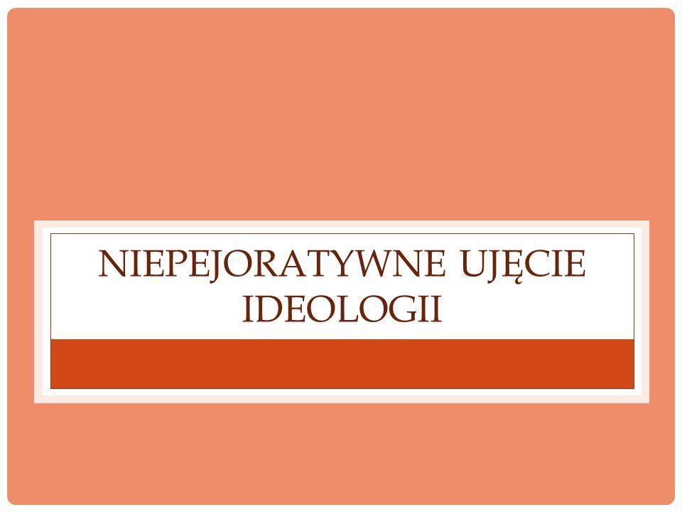 IDEOLOGIA I PODMIOTOWOŚĆ Ideologia odgrywa kluczową rolą w konstruowaniu podmiotowości - INTERPELACJA