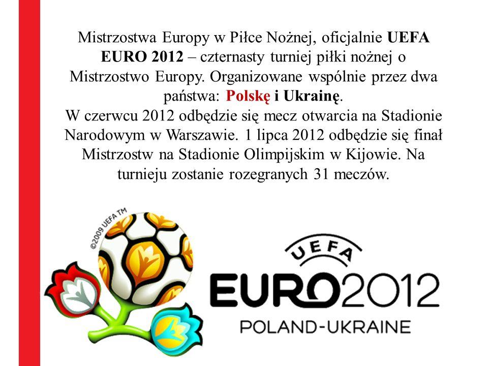 Mistrzostwa Europy w Piłce Nożnej, oficjalnie UEFA EURO 2012 – czternasty turniej piłki nożnej o Mistrzostwo Europy. Organizowane wspólnie przez dwa p