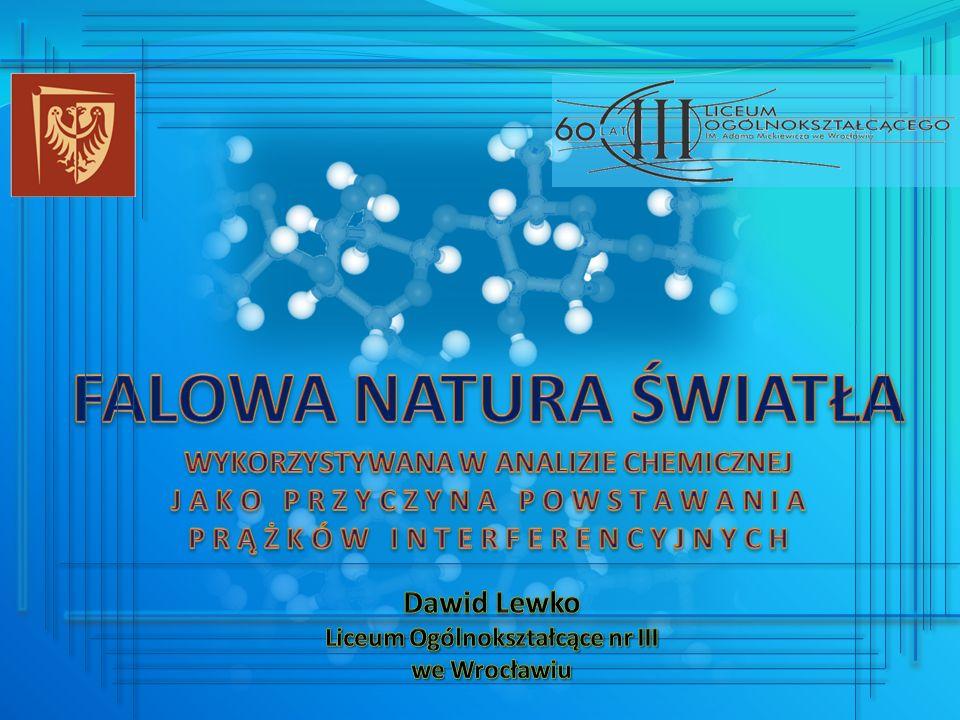 R A M O W Y P L A N P R E Z E N T A C J I Interferencja fal Wyniki badań Zastosowania we współczesnej nauce 1 Interferometria 2 3 4
