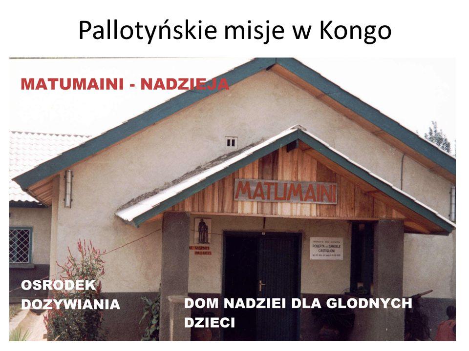 Pallotyńskie misje w Kongo