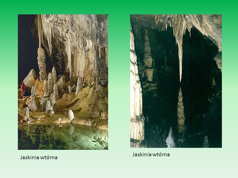 Speleologia – nauka o jaskiniach.Speleologia zajmuje się m.in.