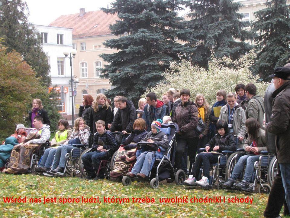 Podczas rewitalizacji rynku pamiętajmy o niepełnosprawnych
