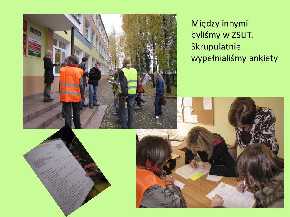 26 października wyruszyliśmy do miasta i różnych instytucji z misją.