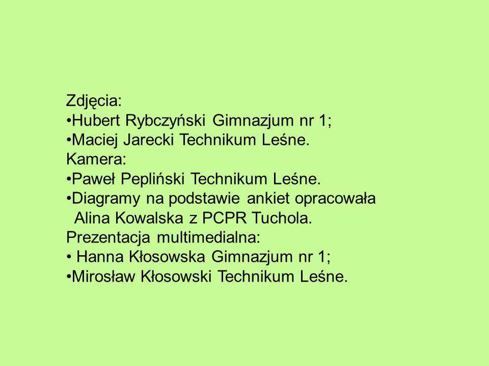 W akcji udział wzięli: Wolontariusze Gimnazjum nr 1 w Tucholi; Wolontariusze Zespołu Szkół Leśnych w Tucholi; Niepełnosprawni z Warsztatów Terapii Zajęciowej w Tucholi; Pracownicy Powiatowego Centrum Pomocy Rodzinie w Tucholi; Pracownicy Ośrodka Pomocy Społecznej w Cekcynie; Gminny Ośrodek Kultury w Cekcynie; Polski Związek Niewidomych; Bezpieczeństwo zapewnili tucholscy strażacy.