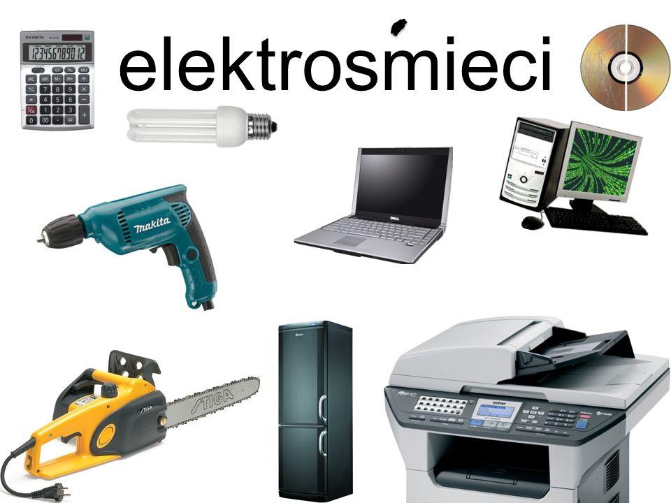 Co powinieneś zrobić z ELEKTROŚMIECIAMI.Oddaj w sklepie, przy zakupie nowego sprzętu, np.