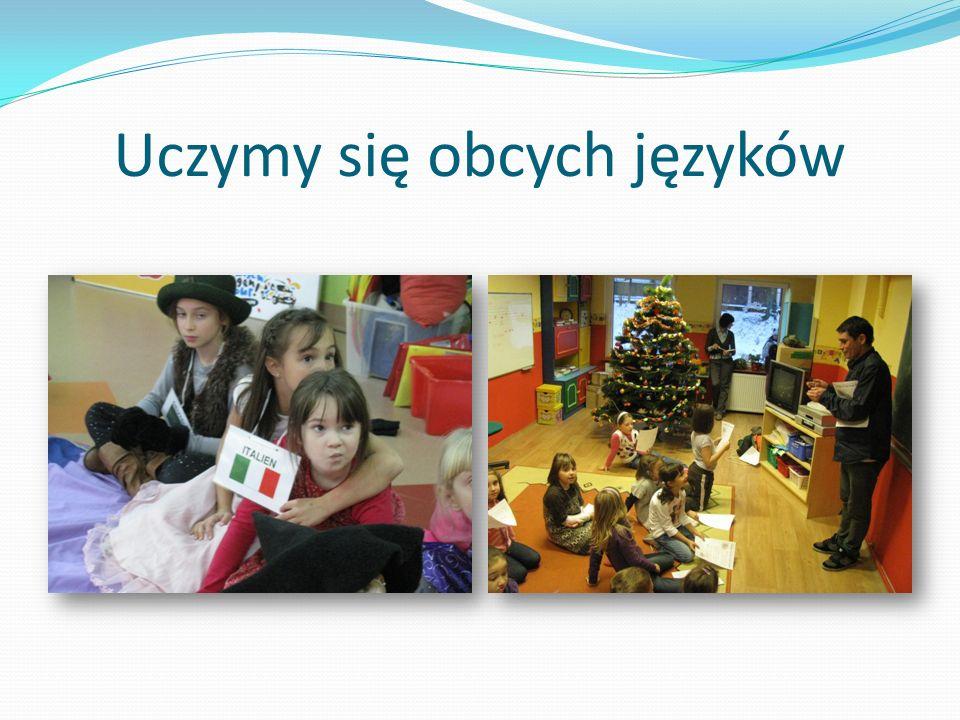 Uczymy się obcych języków