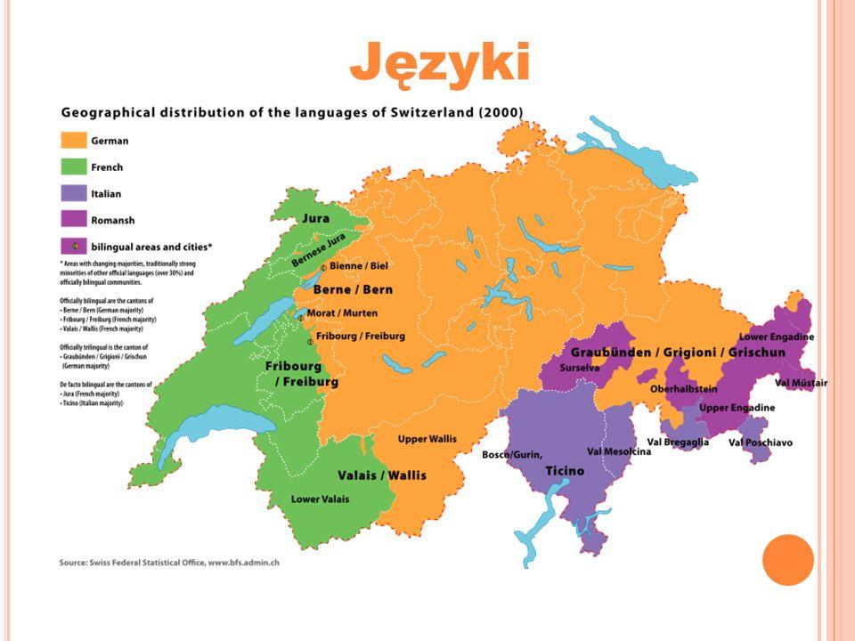 Geografia Szwajcaria jest górzystym państwem, bez dostępu do morza, które położone jest w Europie Zachodniej.