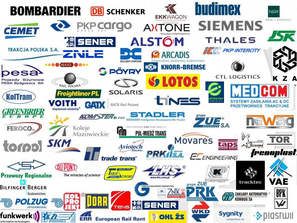 Do RBF zgłosiło akces i zostało przyjętych 18 następujących firm ( 13 w roku 2011 i 5 w I kw.